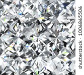 seamless diamond pattern  ... | Shutterstock .eps vector #1006865506
