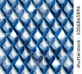 seamless diamond bejeweled...   Shutterstock .eps vector #1006865896
