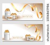 horizontal design background... | Shutterstock .eps vector #1006865986