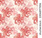 floral seamless pattern....   Shutterstock . vector #1006897006
