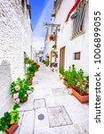 alberobello  italy  puglia.... | Shutterstock . vector #1006899055