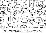 vector background seamless... | Shutterstock .eps vector #1006899256