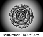 tribal chief shield | Shutterstock . vector #1006910095