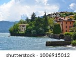 menaggio town  lake como  italy | Shutterstock . vector #1006915012
