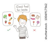vector illustration character... | Shutterstock .eps vector #1006917562