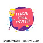 vector flat illustration.... | Shutterstock .eps vector #1006919605