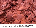 red sandstone in construction... | Shutterstock . vector #1006924378