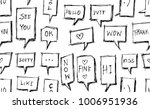 vector background seamless... | Shutterstock .eps vector #1006951936