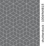 vector seamless pattern. modern ... | Shutterstock .eps vector #1006964815