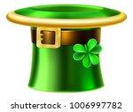 an illustration of a leprechaun ... | Shutterstock .eps vector #1006997782