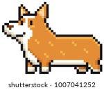 vector illustration of cartoon...   Shutterstock .eps vector #1007041252
