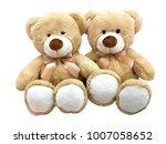 Couple Of Teddy Bear Love With...