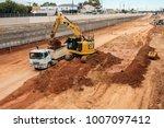 adelaide  australia   january... | Shutterstock . vector #1007097412