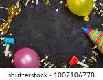bright festive carnival... | Shutterstock . vector #1007106778