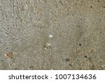 wet sand sparkling with water... | Shutterstock . vector #1007134636