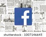 kiev  ukraine   january 15 ... | Shutterstock . vector #1007146645