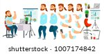 business man character vector....   Shutterstock .eps vector #1007174842