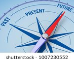 future direction   3d | Shutterstock . vector #1007230552
