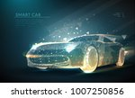 cars. abstract image of a... | Shutterstock .eps vector #1007250856