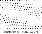 abstract halftone wave dotted... | Shutterstock .eps vector #1007262976