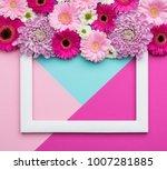 happy mother's day  women's day ...   Shutterstock . vector #1007281885