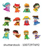 cartoon vector illustration of... | Shutterstock .eps vector #1007297692