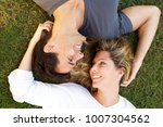 close up portrait of carefree...   Shutterstock . vector #1007304562