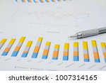 businessman analyzing... | Shutterstock . vector #1007314165
