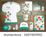 gift items business corporate...   Shutterstock .eps vector #1007405902