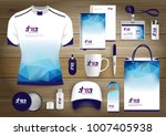 gift items business corporate... | Shutterstock .eps vector #1007405938