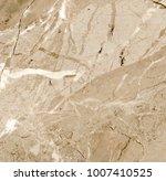 nice beige marble background | Shutterstock . vector #1007410525