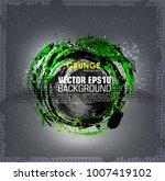 template grunge poster for... | Shutterstock .eps vector #1007419102