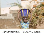 child labour concept   little... | Shutterstock . vector #1007424286