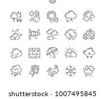 weather well crafted pixel... | Shutterstock .eps vector #1007495845