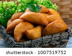 angu pastel   corn pastel  ... | Shutterstock . vector #1007519752