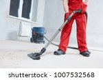 building cleaning service. dust ... | Shutterstock . vector #1007532568