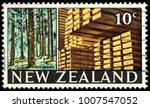 New Zealand   1968 04 02  10c...