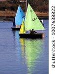 lymington  hampshire  uk  ... | Shutterstock . vector #1007638822