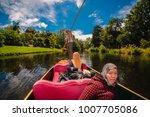 christchurch  new zealand  ...   Shutterstock . vector #1007705086