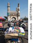 hyderabad   india 27...   Shutterstock . vector #1007755936