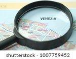 close up of venezia city under...   Shutterstock . vector #1007759452