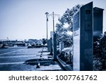 solar powered electric vehicle...   Shutterstock . vector #1007761762
