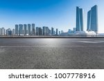 panoramic skyline and buildings ... | Shutterstock . vector #1007778916