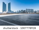 panoramic skyline and buildings ... | Shutterstock . vector #1007778928