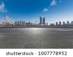 panoramic skyline and buildings ... | Shutterstock . vector #1007778952