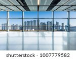 panoramic skyline and buildings ... | Shutterstock . vector #1007779582