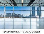 panoramic skyline and buildings ... | Shutterstock . vector #1007779585