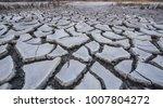 dry ground cracks | Shutterstock . vector #1007804272