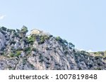 daylight view to rock mountains ... | Shutterstock . vector #1007819848