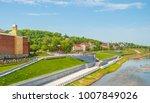 Embankment Of The Dnieper Rive...